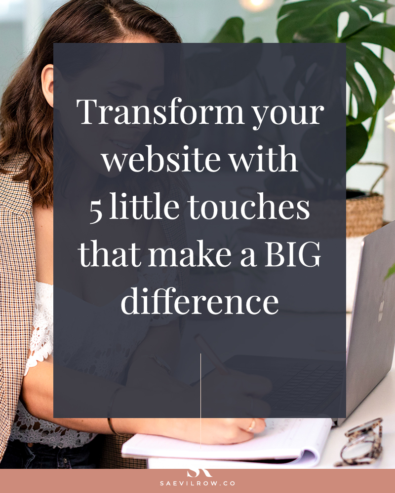 Transforming your business with a website makeover